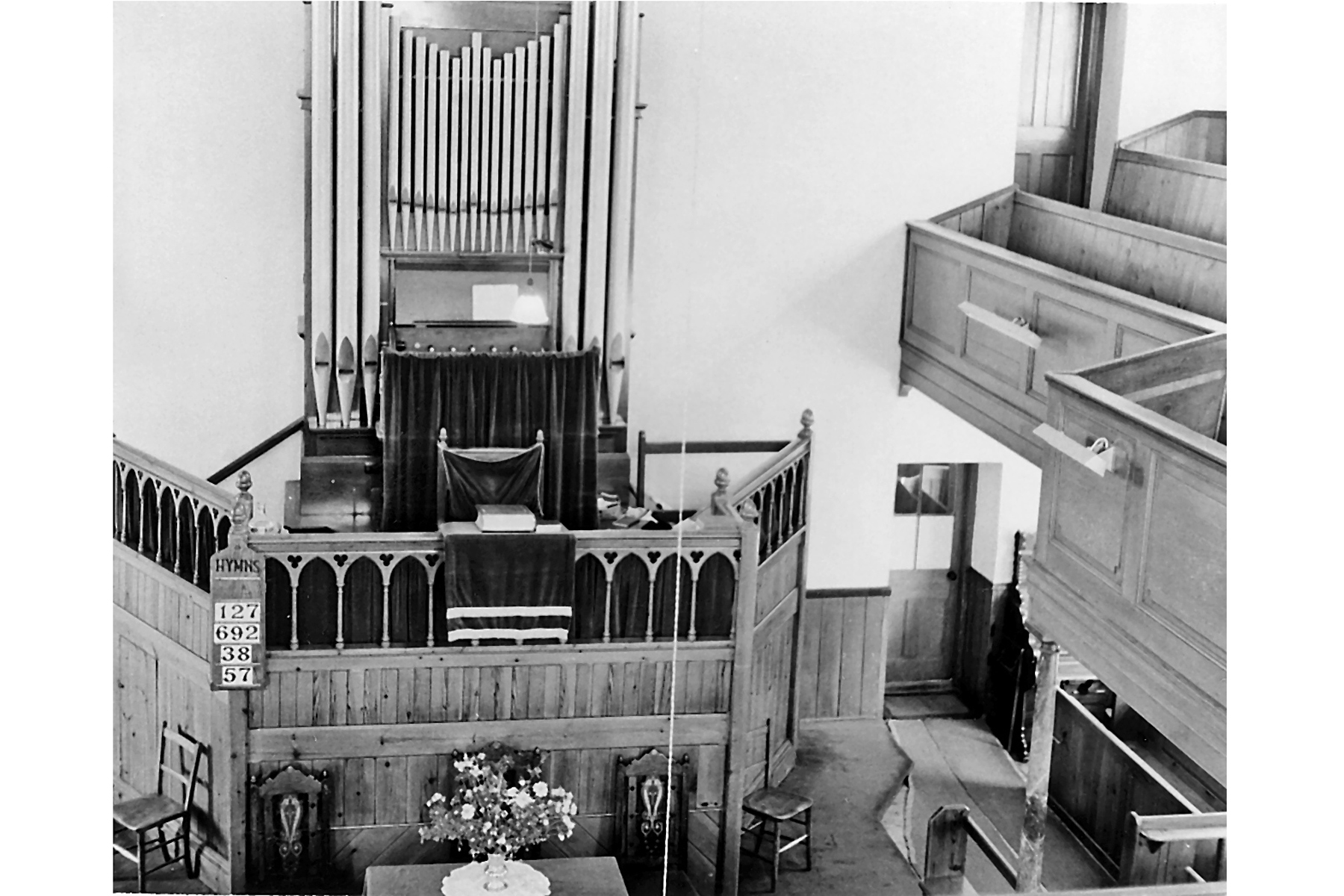 The Original Chapel